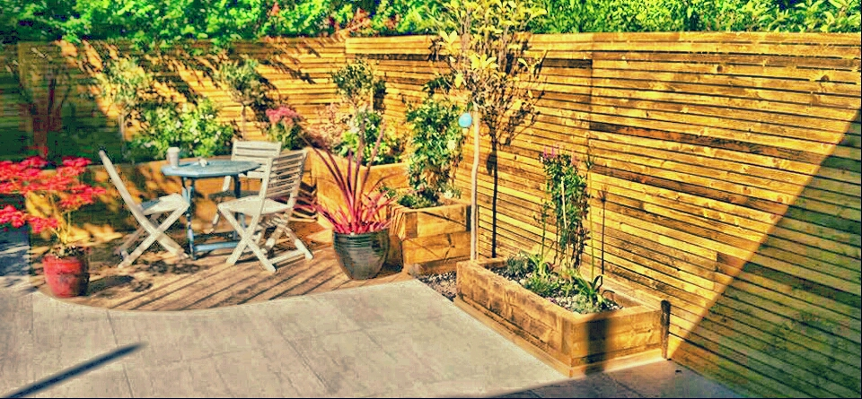 Greenscape ni landscaping design construction and for Garden design northern ireland